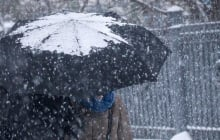 Снег, гололед и сильный ветер нагрянут почти во все регионы Украины: озвучен морозный прогноз погоды - детали