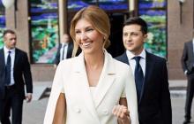 Сдержанность и элегантная простота: Елена Зеленская покорила Америку безупречным вкусом
