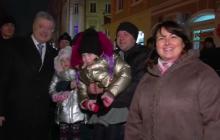 """""""Файний"""" Тернополь показал, какой на самом деле рейтинг у Порошенко: появилось громкое видео"""