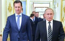 Путин выставил Асаду баснословный счет в $1 млрд - диктатор Сирии пошел на радикальную меру