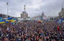 Новый Майдан в Киеве: онлайн-трансляция бунта украинцев против реванша России