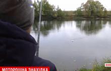 Дети выловили человеческую ногу в реке Буг под Винницей