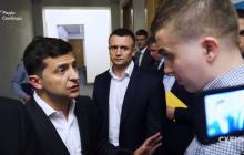 Зеленский рассказал о договоренностях с Пинчуком из-за Кучмы