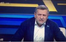 """Скандал в эфире телеканала """"Наш"""" с Мураевым:  Ахтэм Чийгоз не захотел принимать участие в """"шабаше"""" - видео"""