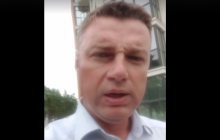 Кадры нападения на депутата Куприя в Гостомеле попали в Сеть - политик чудом спасся