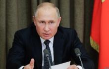 Переговоры в нормандском формате: Путин отреагировал на резонансное заявление Порошенко по Донбассу