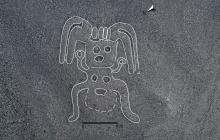 В Перу ученые расшифровали сотни рисунков инопланетян