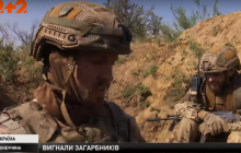 """Бойцы """"Азова"""" отвоевали у россиян важные территории у Горловки - кадры мощной спецоперации"""