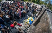 В Киеве проходит Марш памяти массового убийство в Бабьем Яру: прямая видеотрансляция