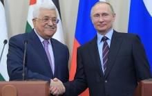 Лидер Палестины Аббас пожаловался на Трампа Папе Римскому и... Путину: глава ПНА попросил повлиять на лидера США