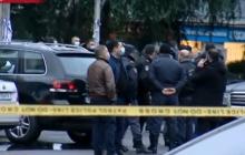 В Грузии пятеро с гранатами захватили 11 заложников в офисе: идет спецоперация