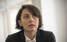 Источник: В Киев вернулась Хатия Деканоидзе, для нее готовят высокую должность