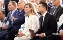 Фото дня: Елена и Владимир Зеленские смотрят на мир с надеждой в глазах - кадры