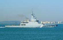 При таране пассажирского круизного судна утонул военный корабль ВМС Венесуэлы — детали инцидента