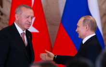 Президент Турции на самолете вылетел в Москву на переговоры с Путиным, детали