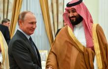 Наследный принц Саудовской Аравии озвучил дату ухода РФ с мирового нефтяного рынка