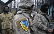 """В зоне АТО на Луганщине пропали двое бойцов """"Айдара"""": на линии разграничения найдена брошенная машина военных, названы позывные пропавших"""