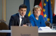 Зеленский провел телефонные переговоры с Меркель: что известно