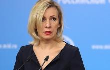 Порошенко против Путина: Захарова удивила заявлением после скандального инцидента