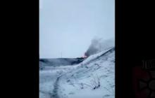 """""""Обложили минами, все черное и пылает"""", - боевики показали, во что ВСУ превратили их позицию """"Дозор-1"""""""