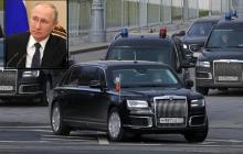 Кортеж Путина в Берлине вызвал удивление соцсетей: на видео заметили странную деталь