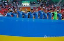 Украина сенсационно вышла в четвертьфинал чемпионата мира по футболу, одержав крупную победу