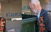 Известного нефтяника и ветерана Кузина увидели на помойке в России: 92-летний пенсионер еле выживает