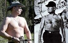 """Киселев доходчиво разъяснил: """"Путин детально повторяет Муссолини, только тот не летал во главе стаи стерхов"""""""