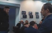 """""""Нацкорпус"""" пришел к перешедшему в ОПЗЖ Райнину: ситуация накаляется - видео"""