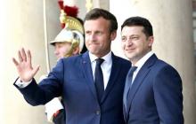 Макрон прилетит в Киев: первые подробности внезапного визита