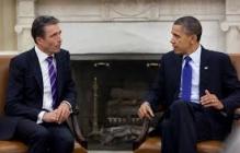 Обама и Расмуссен в очередной раз обсудили агрессию России