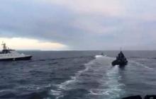 Российские суда, атакуя корабли Украины, столкнулись между собой - радиоперехват ВСУ