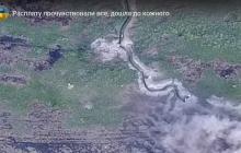"""""""За одного погибшего забираем троих"""", - ВСУ уничтожили блиндаж с боевиками на Луганщине - сильное видео"""