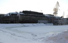 В Северодвинске из-за пожара принято решение топить атомную подводную лодку, в городе - скачок уровня радиации