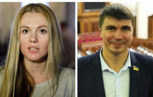 """Скороход и Полякова со скандалом выгнали из """"Слуги народа"""" - нардепы возмущены: видео"""