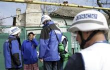 Наблюдатели ОБСЕ  выяснили, откуда выпустили смертельные снаряды по КПП 'Еленовка'