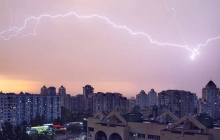 Второй уровень опасности: на Украину надвигается сильный циклон