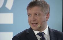"""Глава """"Нафтогаза"""" Коболев назвал проблемные моменты в газовом контракте с Россией"""