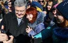 """Порошенко в Киеве пришли поддержать 40 тысяч человек, а """"Нацкорпус"""" – только 2 тысячи: акции протеста бессмысленны"""