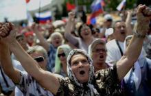 """Любителям """"ДНР/ЛНР"""": эти кадры для вас, если вы еще верите, что РФ вас не бросит"""