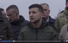 Зеленский приехал в Станицу Луганскую и сделал важное заявление о Донбассе - видео