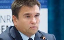 """""""В глобальное соглашение с Путиным могут поверить только идиоты"""", — Климкин"""