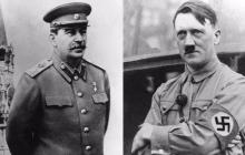 Впервые опубликовано фотодоказательство сговора Сталина с Гитлером: в Москве не любят вспоминать об этом
