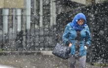 Прогноз погоды в Украине на последние дни декабря: где пойдет снег