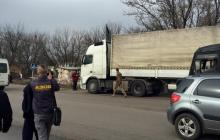 """На активистов, которые блокируют фуры в Чернигове, готовится нападение """"титушек"""""""