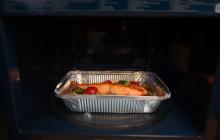 Самая безопасная пищевая упаковка - контейнеры из алюминиевой фольги