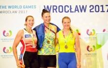 Громкие победы украинских спортсменов на Всемирных играх: побиты мировые рекорды