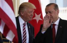 """Как Эрдоган и Трамп """"использовали"""" Владимира"""