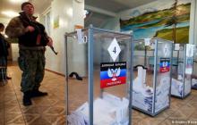 """Жители """"ЛДНР"""" хотят выборов на Донбассе без участия украинских партий - опрос"""