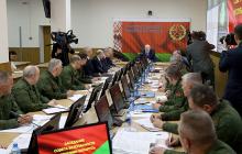 Лукашенко отдал приказ перебросить бригаду ВДВ к границам Литвы и Польши